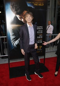 Get On Up Premiere - Mick Jagger