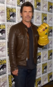 SDCC 2014 Avengers Age of Ultron press line pic - Josh Brolin