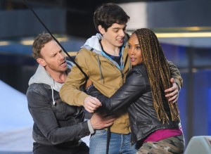 Sharknado 2 The Second One pic Ian and Vivica