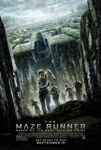 The Maze Runner poster 3