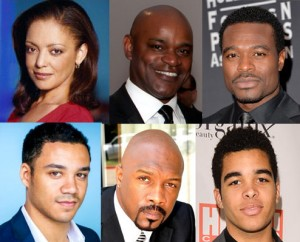 Aaliyah Lifetime cast