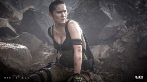 Halo Nightfall 5 - Christina Chong as Macer