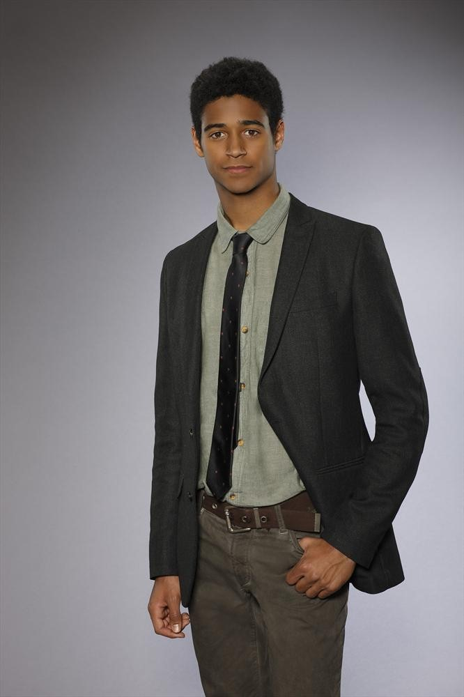 Alfred Enoch Height Mention Alfred Enoch's