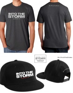 Into The Storm Prize Pack Sweepstakes