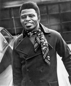 James Brown young