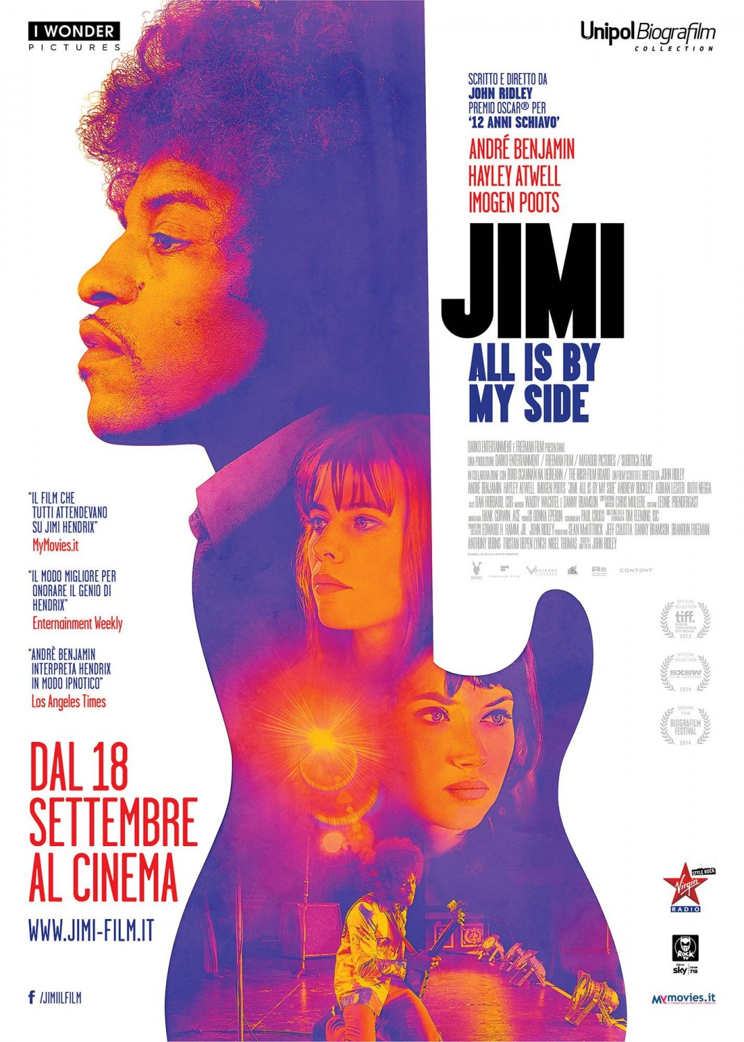 New Poster And Images To Andre Benjamin S Jimi All Is By
