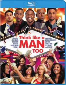 Think Like A Man 2 BD