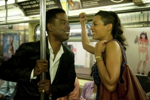 Top Five 3 - Chris Rock and Rosario Dawson