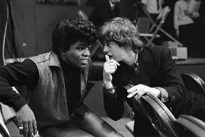 james brown mick jagger