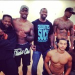 Chocolate City - Darrin DeWitt Henson, Tyson Beckford, Michael Jai White and Robert Ri'chard