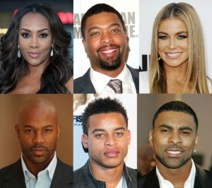 Chocolate City cast