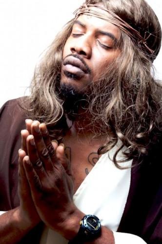 Black Jesus Adult Swim Wallpaper