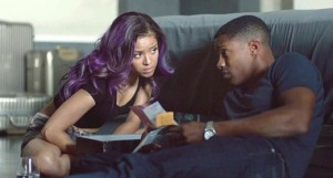 Gugu Mbatha-Raw and Nate Parker