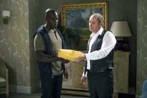 Hisham Tawfiq and James Spader 2