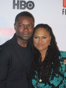 Selma's David Oyelowo and director Ava DuVernay