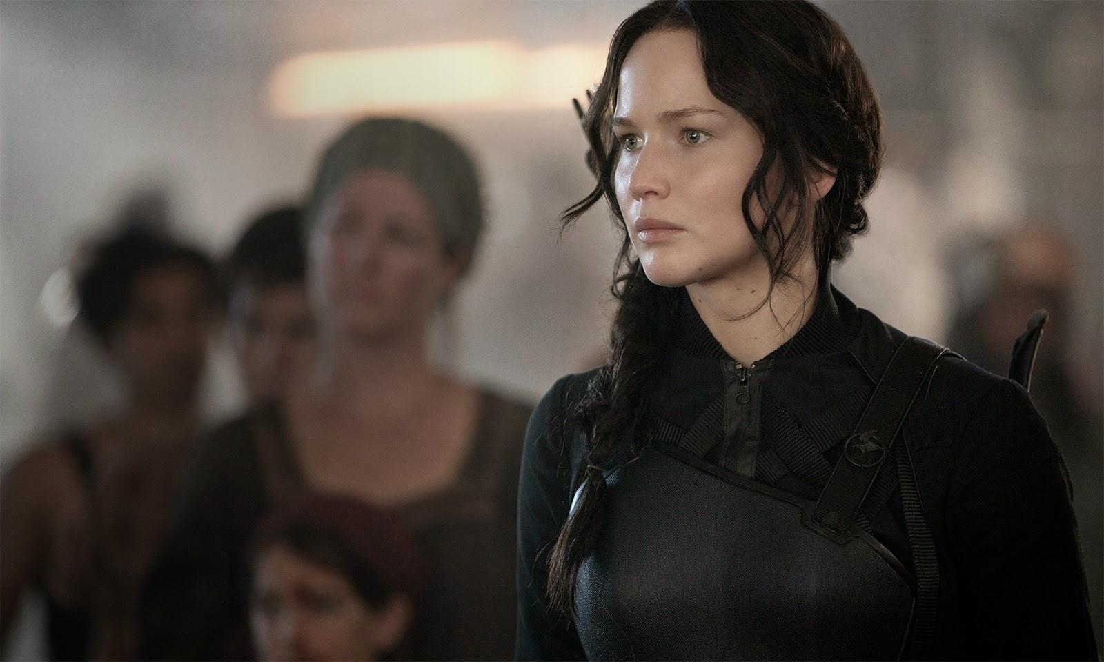 The Hunger Games Mockingjay – Part 1 Jennifer Lawrence 5 ...