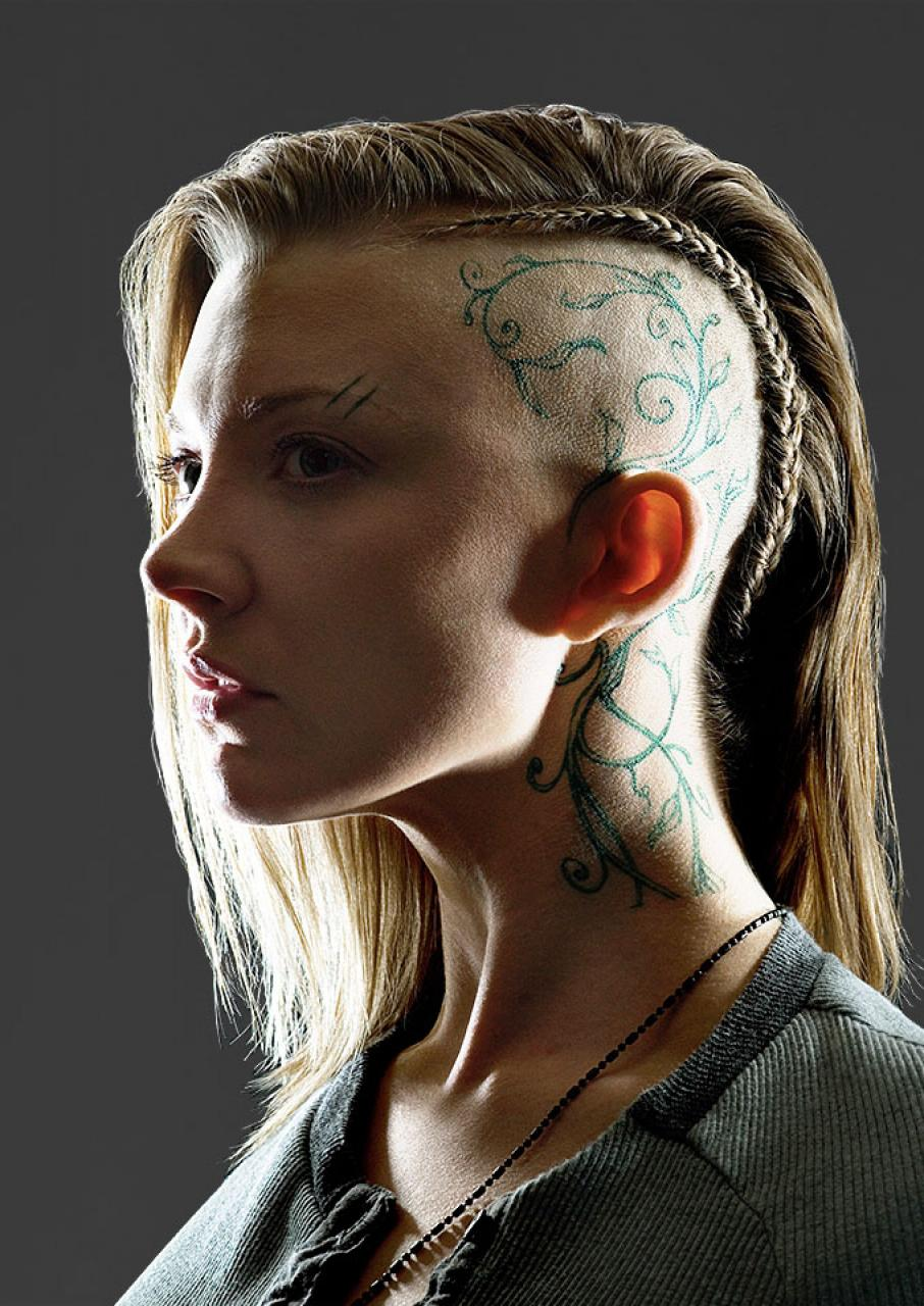 The Hunger Games Mockingjay – Part 1 Natalie Dormer 2 ...