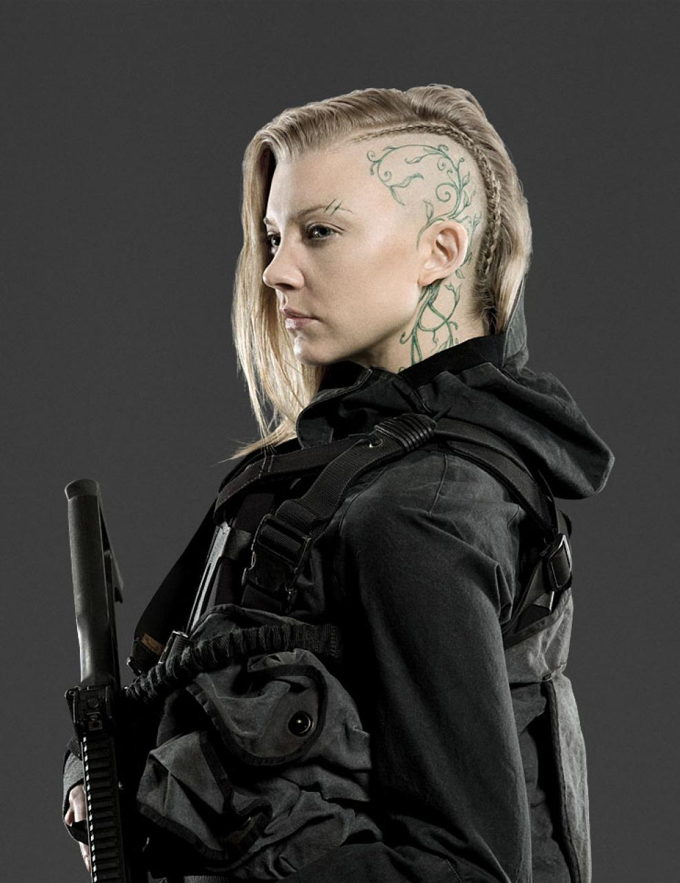 The Hunger Games Mockingjay – Part 1 Natalie Dormer 3 ...