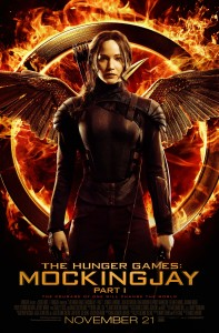 The Hunger Games Mockingjay - Part 1 Final Poster
