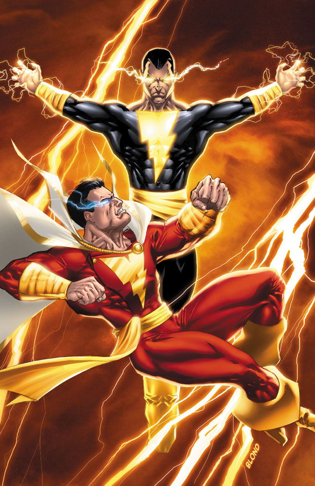 Dwayne Johnson to Play Black Adam in 'Shazam' - blackfilm ...