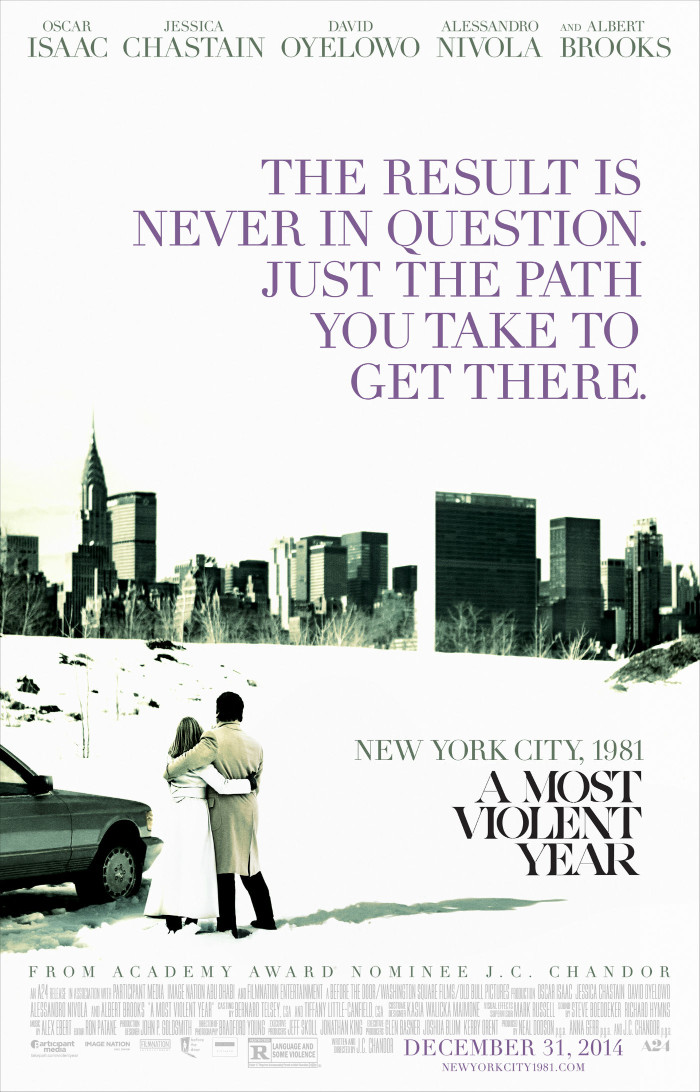 A Most Violent Year – Un an mai violente (2014)