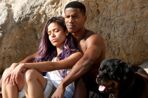 Beyond The Lights - Gugu Mbatha-Raw and Nate Parker