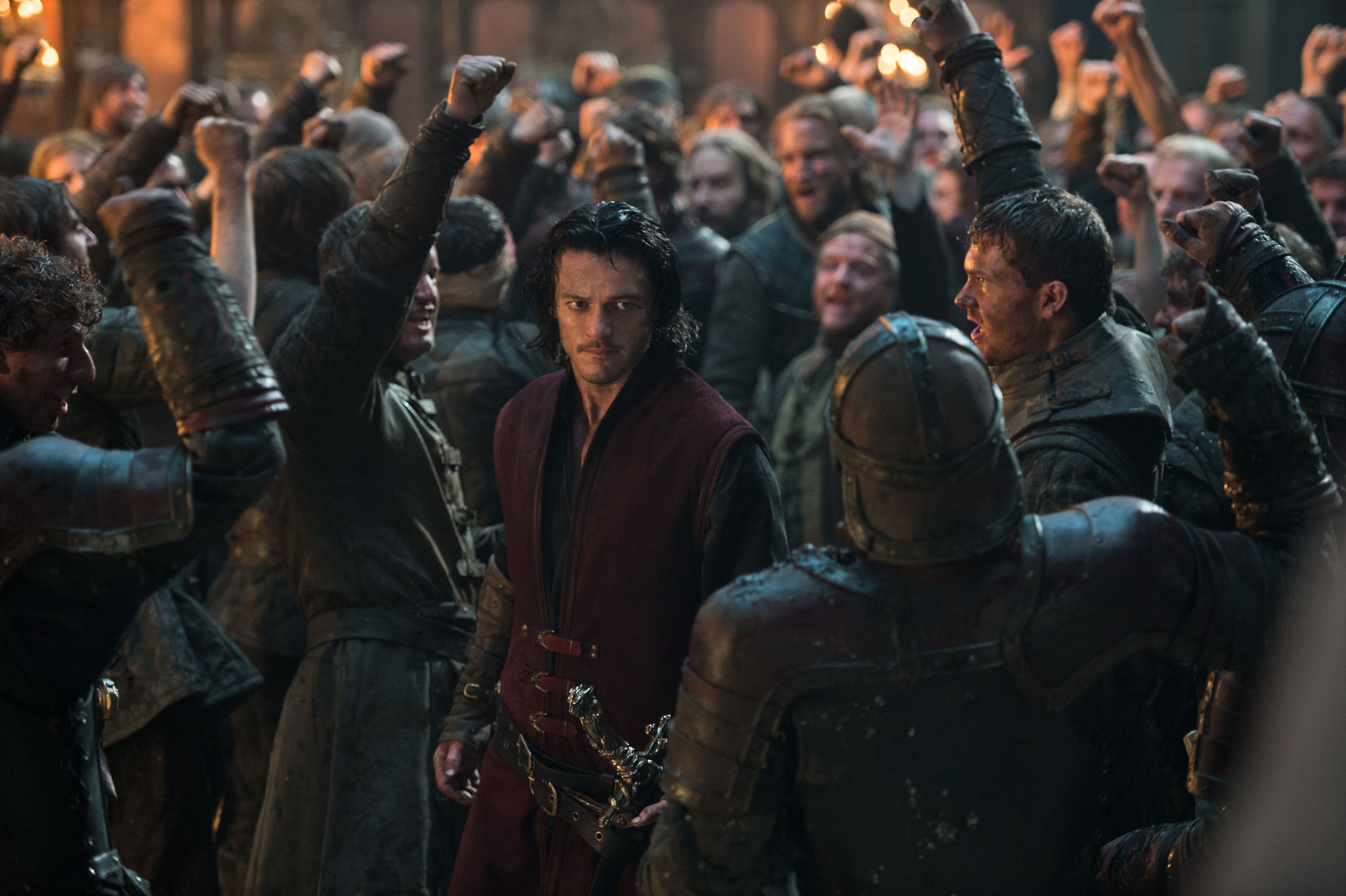 actor luke evans tells of making dracula untold com dracula untold 10