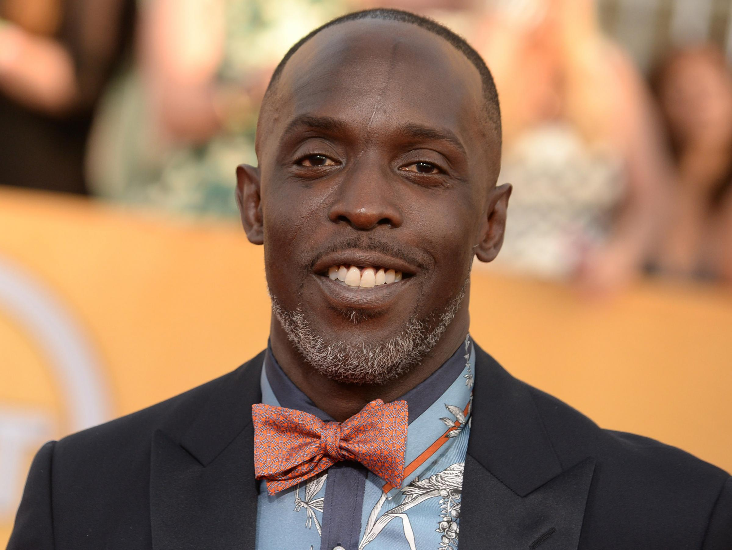 Michael K. Williams Michael K Williams pic