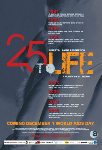 25 to Life poster 2