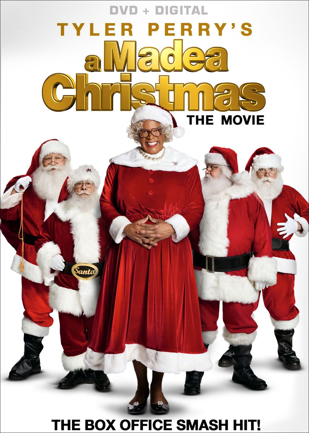 Tika Sumpter Talks A Madea Christmas, Get On Up DVDs, Ride Along 2 ...