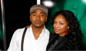 Columbus Short and Tanee McCall-Short