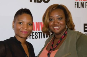 Felicia Pride and Latisha Fortune
