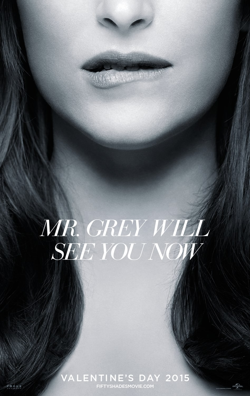 Fifty shades of grey poster 2 for What is the sequel to fifty shades of grey