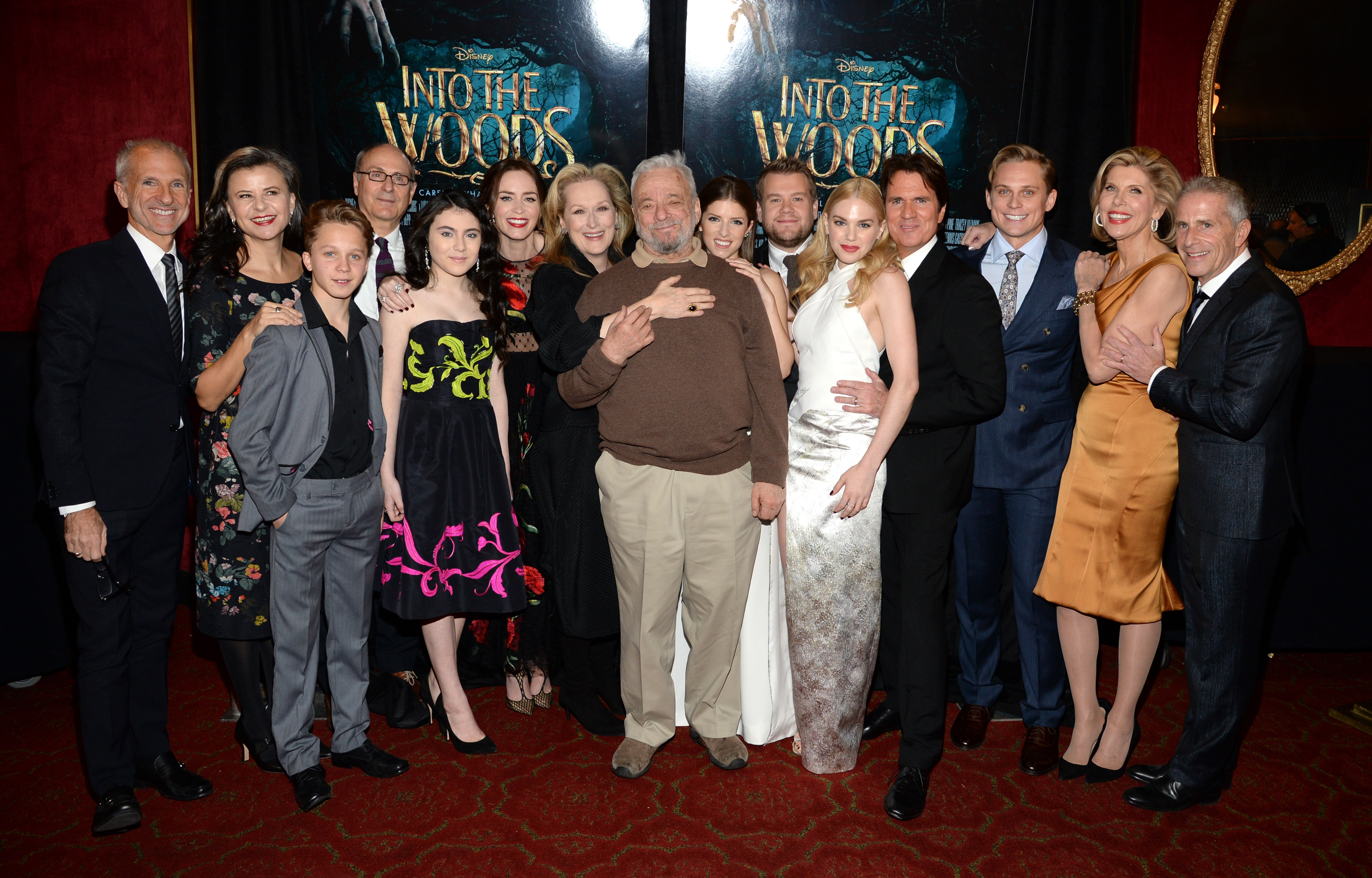 the stars come out for the world premiere of quotinto the