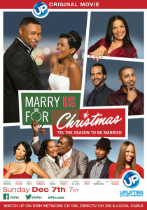 Marry Us For Christmas poster