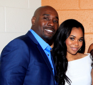 Morris Chestnut and Regina Hall pic