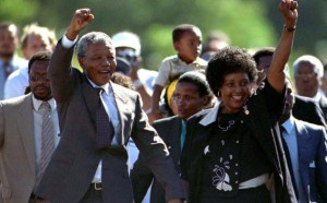 Plot for Peace - Nelson and Winnie Mandela