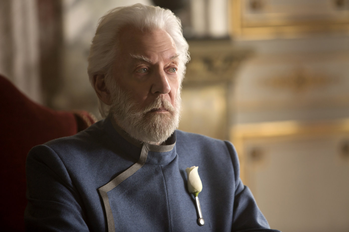 The Hunger Games- Mockingjay - Part 1 Donald Sutherland as ...