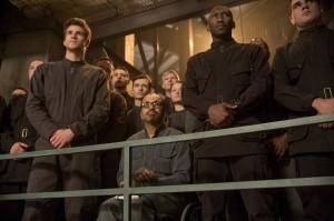 The Hunger Games Mockingjay Part 1 Liam Hemsworth Jeffrey Wright Mahershala Ali