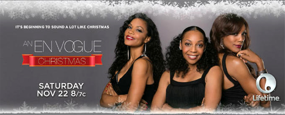 lifetime has the trailer and a behind the scenes look from their upcoming film an en vogue christmas starring the rb group en vogues terry ellis - Black Christmas Trailer