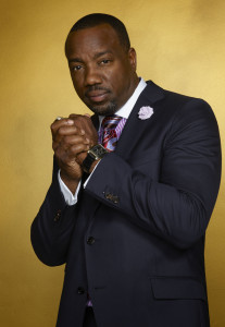 Empire pic - Malik Yoba as Vernon Turner