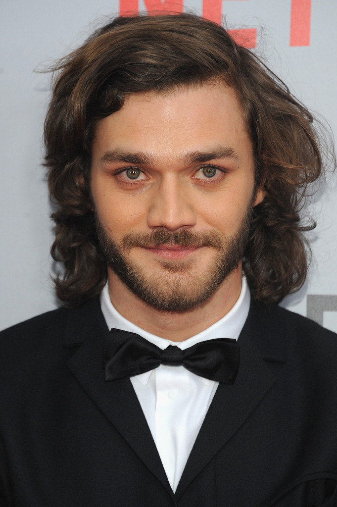 Actor Lorenzo Richelmy attends the Marco Polo New York