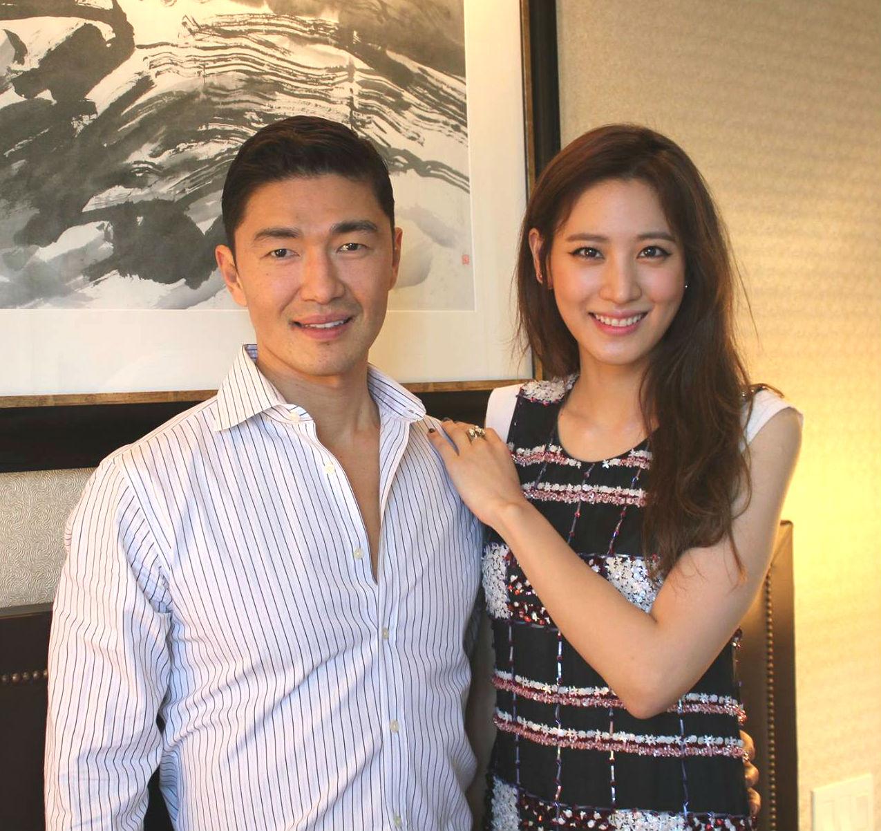 Claudia Kim rick yune