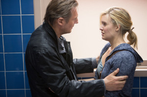 Taken 3 pic 5 - Liam Neeson and Maggie Grace