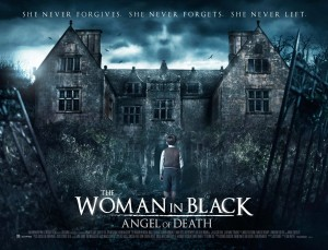 The Woman in Black Angel of Death Poster 3
