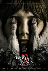 The Woman in Black Angel of Death Poster 5