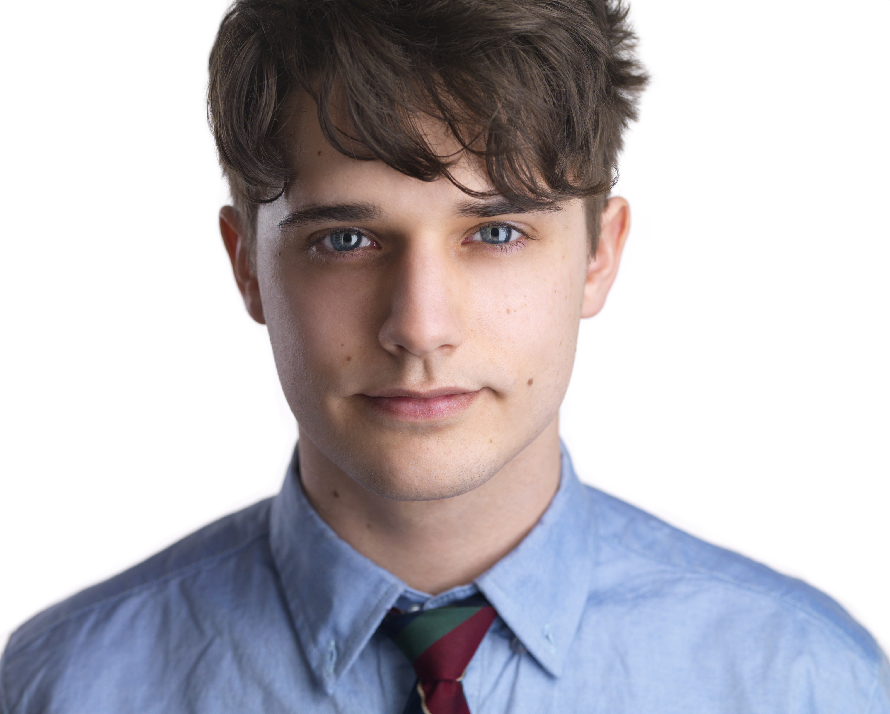 Andy Mientus Exclusive Andy Mientus Talks Being Pied Piper On The CW39s