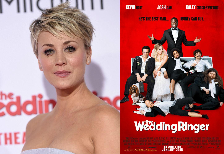 Kaley Cuoco Talks The Wedding Ringer Blackfilm Com Read