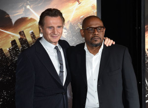 Liam Neeson and Forest Whitaker 2