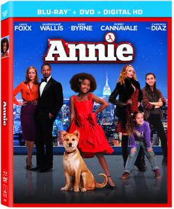 ANNIE Bluray